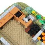 LEGO Ideas 21325 Mittelalterliche Schmiede Bauabschnitt 2 3