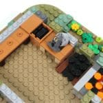 LEGO Ideas 21325 Mittelalterliche Schmiede Bauabschnitt 2 4
