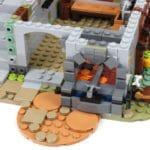 LEGO Ideas 21325 Mittelalterliche Schmiede Bauabschnitt 3 2