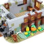 LEGO Ideas 21325 Mittelalterliche Schmiede Bauabschnitt 3 3