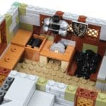LEGO Ideas 21325 Mittelalterliche Schmiede Bauabschnitt 3 5