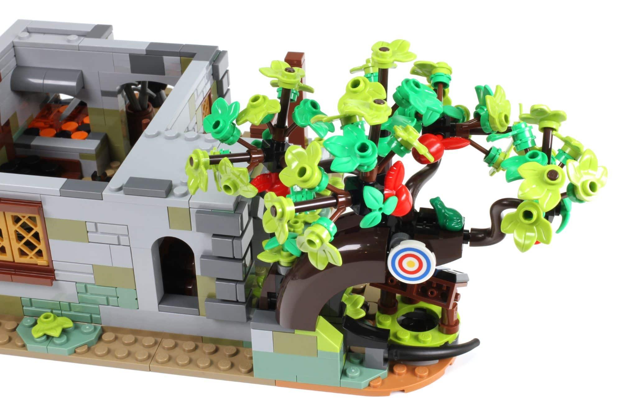 LEGO Ideas 21325 Mittelalterliche Schmiede Bauabschnitt 5 3