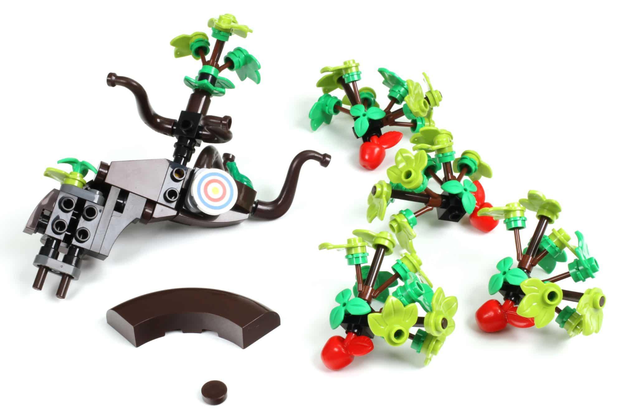 LEGO Ideas 21325 Mittelalterliche Schmiede Bauabschnitt 5 4