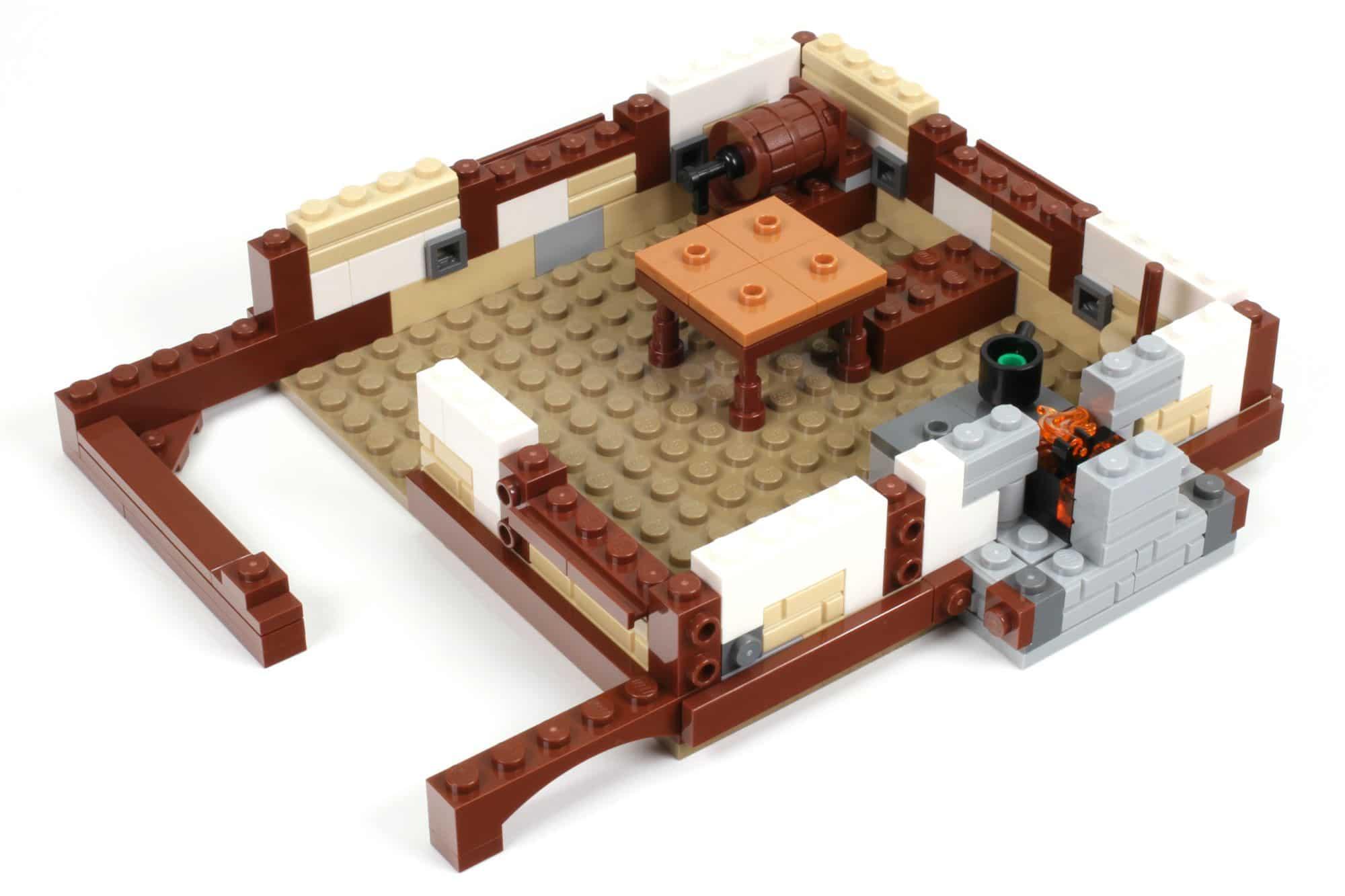 LEGO Ideas 21325 Mittelalterliche Schmiede Bauabschnitt 6 2