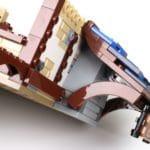LEGO Ideas 21325 Mittelalterliche Schmiede Bauabschnitt 7 5