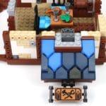 LEGO Ideas 21325 Mittelalterliche Schmiede Bauabschnitt 7 6