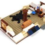 LEGO Ideas 21325 Mittelalterliche Schmiede Bauabschnitt 9 1