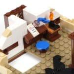 LEGO Ideas 21325 Mittelalterliche Schmiede Bauabschnitt 9 4