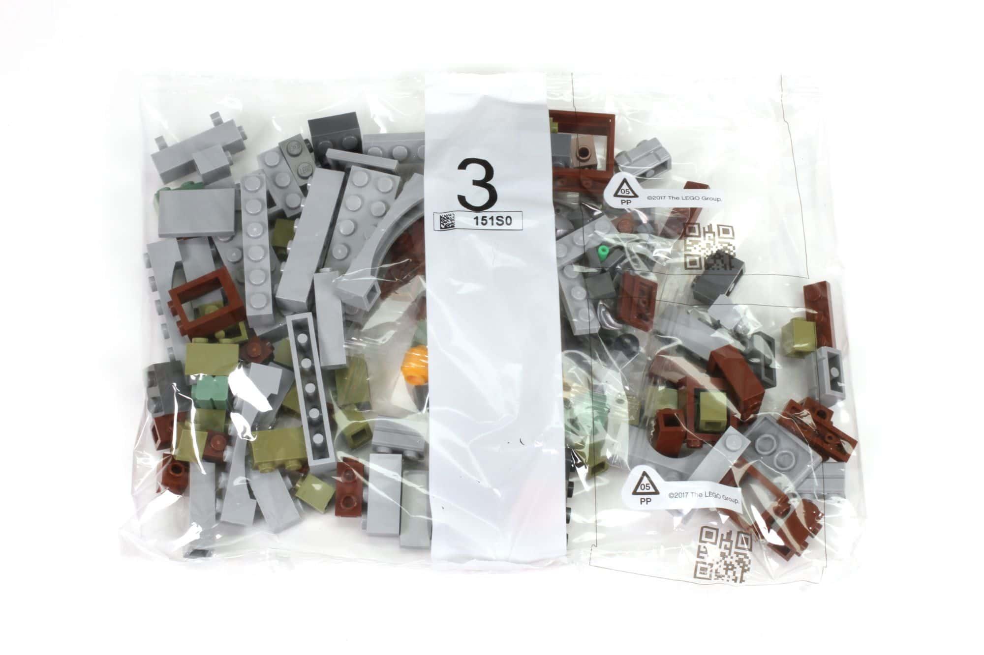 LEGO Ideas 21325 Mittelalterliche Schmiede Inhalt 3