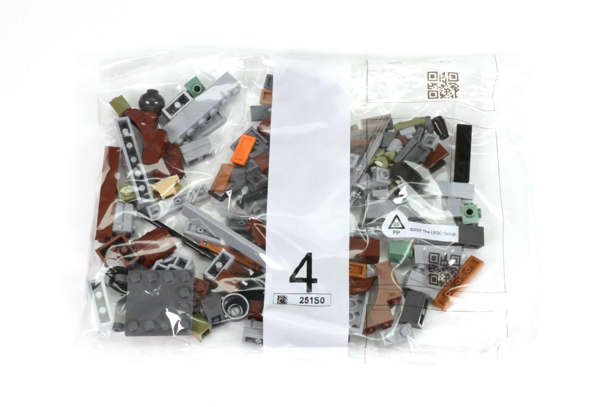 LEGO Ideas 21325 Mittelalterliche Schmiede Inhalt 4