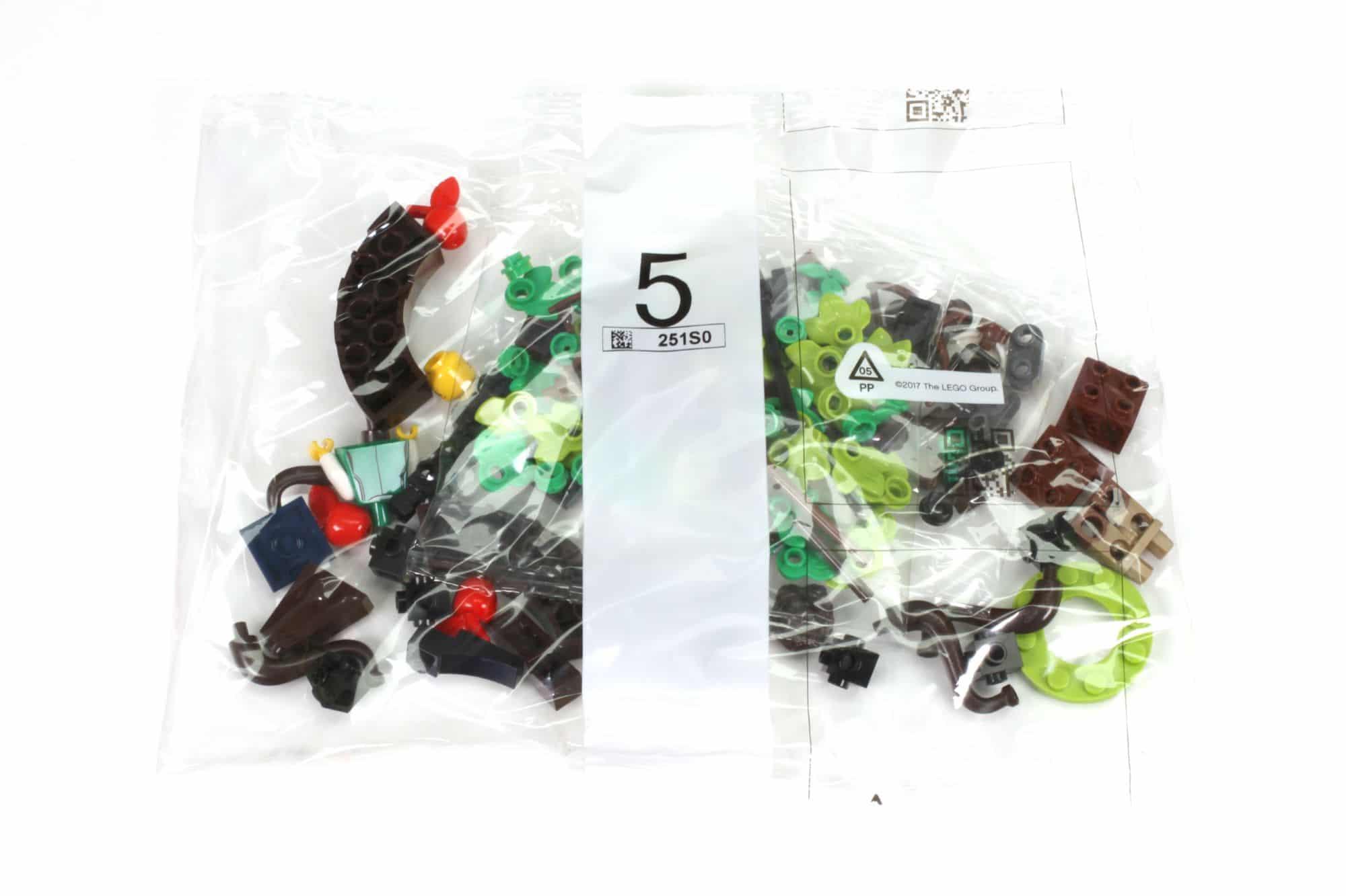 LEGO Ideas 21325 Mittelalterliche Schmiede Inhalt 5