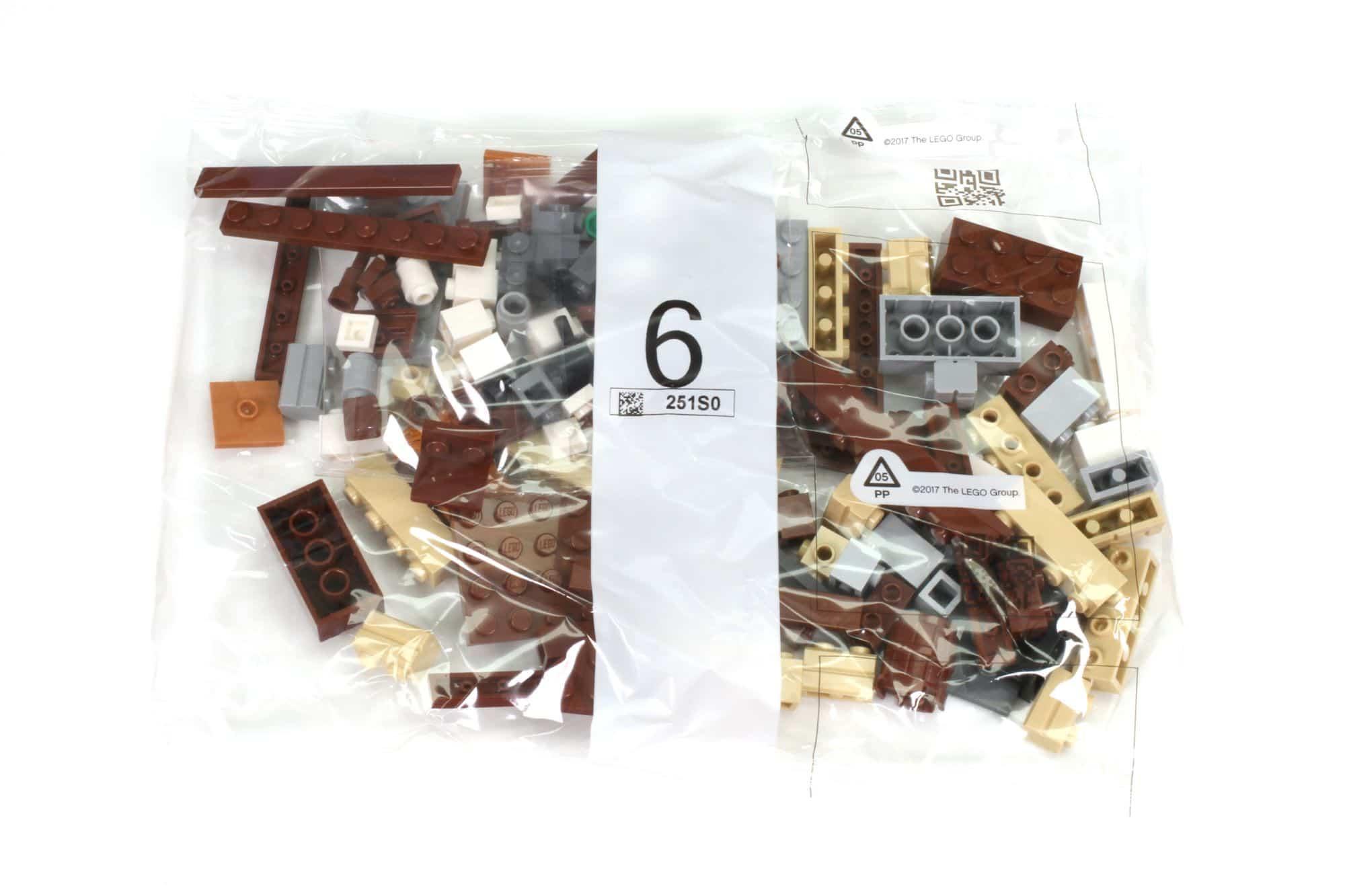 LEGO Ideas 21325 Mittelalterliche Schmiede Inhalt 6
