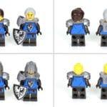 LEGO Ideas 21325 Mittelalterliche Schmiede Minifiguren Ritter