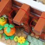 LEGO Ideas 21325 Mittelalterliche Schmiede Qualität Fliesen 3