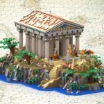LEGO Ideas Ancient Greek Temple (2)