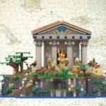 LEGO Ideas Ancient Greek Temple (4)