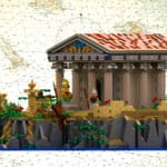 LEGO Ideas Ancient Greek Temple (5)