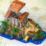 LEGO Ideas Ancient Greek Temple (6)