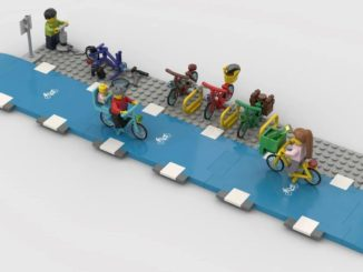 LEGO Ideas Bike Lanes (1)