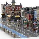 LEGO Ideas Bike Lanes (8)
