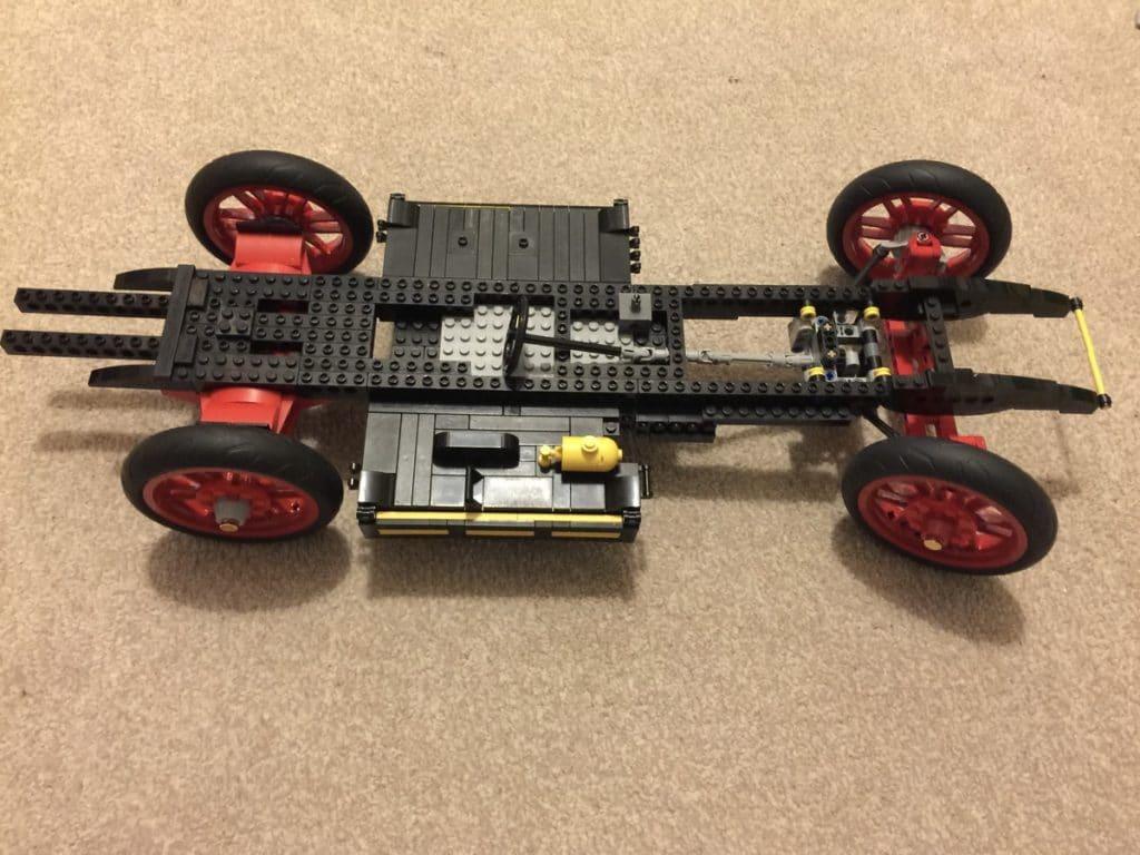 LEGO Ideas Chitty Flise Again (16)