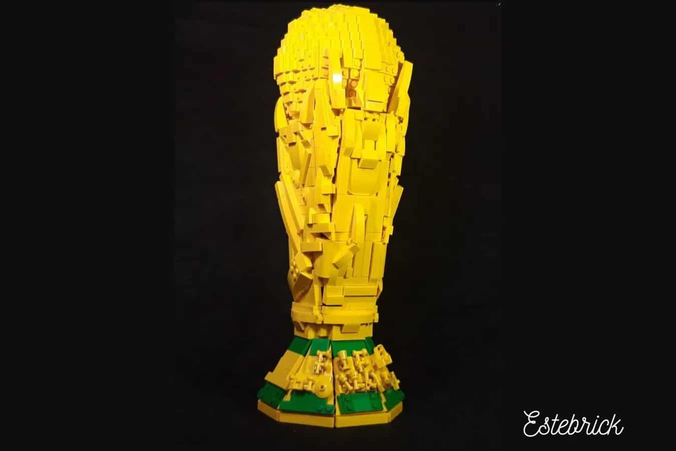 LEGO Ideas Contest Sports Fifa World Cup