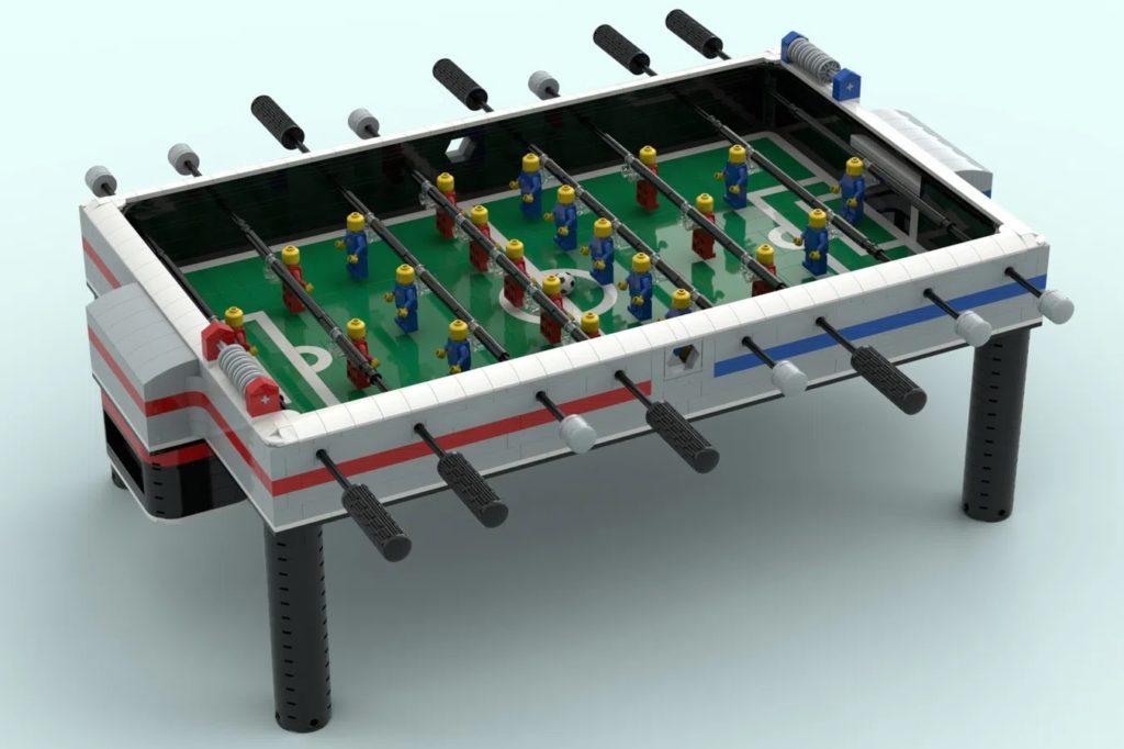 LEGO Ideas Contest Sports Kicker