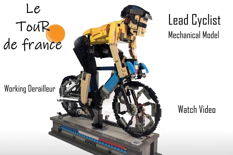 LEGO Ideas Contest Sports Tour De France