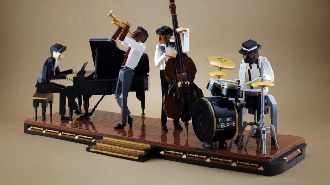 LEGO Ideas Jazz Quartett (1)