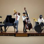 LEGO Ideas Jazz Quartett (2)