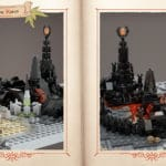 LEGO Ideas Map Of Middle Earth (4)