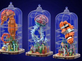 LEGO Ideas Marine Life (1)