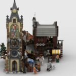 LEGO Ideas Medieval Marketplace (2)