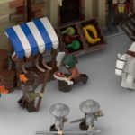 LEGO Ideas Medieval Marketplace (7)