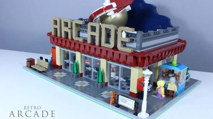 LEGO Ideas Retro Arcade (1)