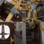 LEGO Ideas Steampunk Airship (12)