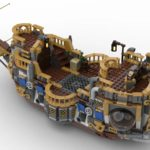 LEGO Ideas Steampunk Airship (7)