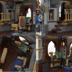 LEGO Ideas Steampunk Airship (9)