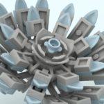 LEGO Ideas Succulent Garden (2)