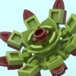 LEGO Ideas Succulent Garden (4)