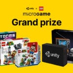 LEGO Ideas Unity Game Contest Hauptpreis