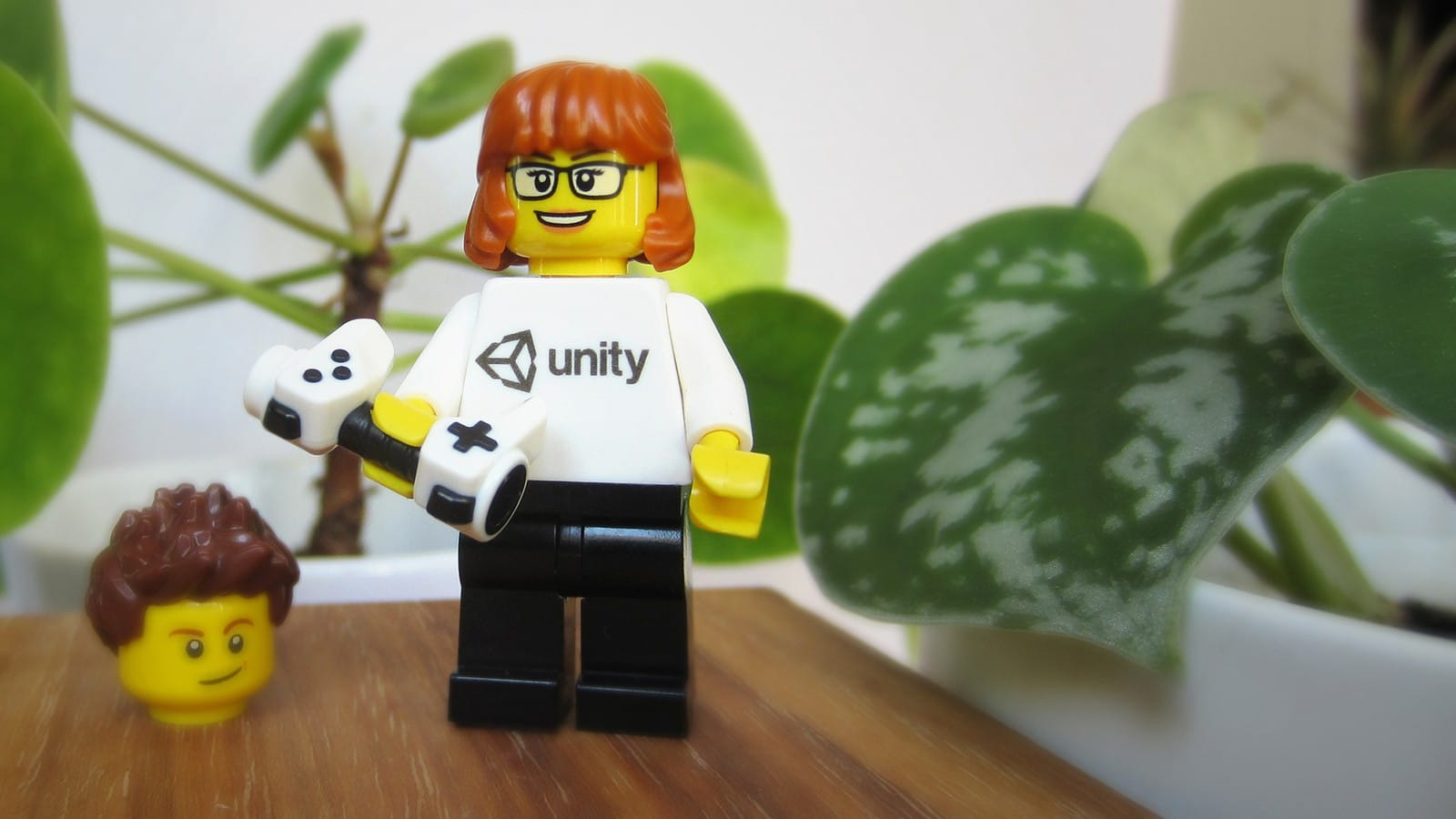 LEGO Ideas Unity Game Contest Minifigure