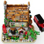 LEGO Ideas Village Post Office (4)