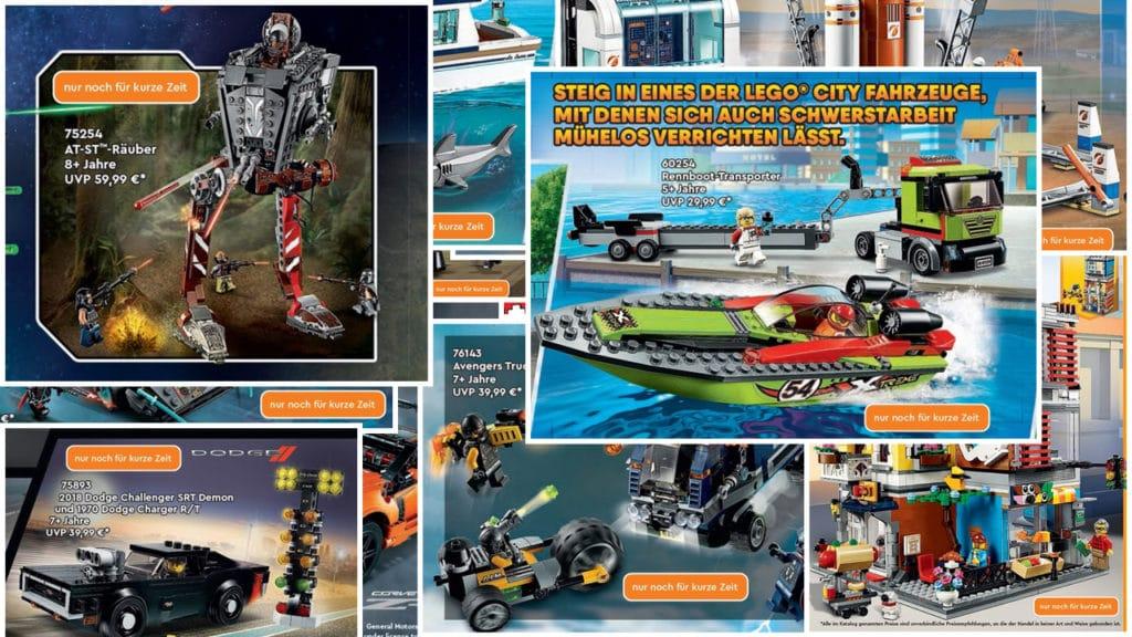LEGO Katalog 2021 Nur Noch Kurze Zeit