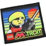 LEGO M Tron Patch