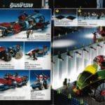 LEGO M Tron Space Police Scan Katalog 1991