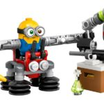LEGO Minions 30387 Bob Minion With Robot Arms 2