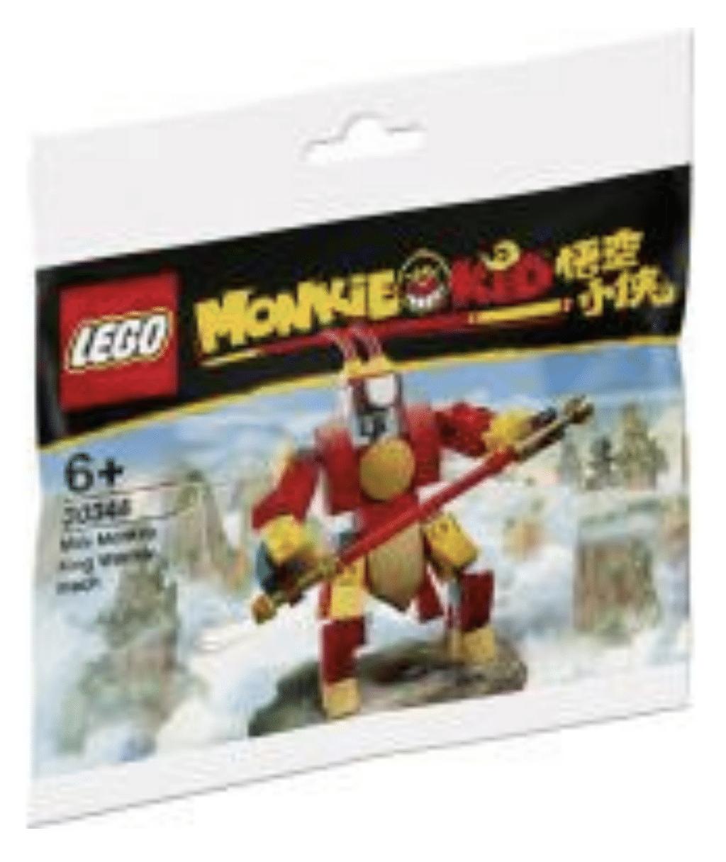 LEGO Monkie Kid 30344 Mini Monkey King Warrior Mech