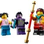 LEGO Monkie Kid 80018 Monkie Kids Wolken Bike 10