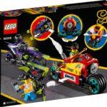 LEGO Monkie Kid 80018 Monkie Kids Wolken Bike 11